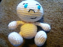 Basic Amigurumi Human Base