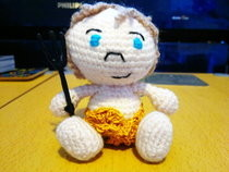 Finnick Odair Amigurumi