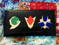 Duct Tape Zelda Wallet