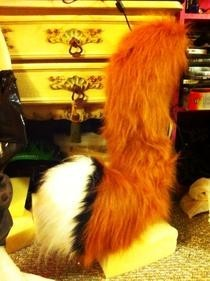 Fox Tail (Costume Tail!)