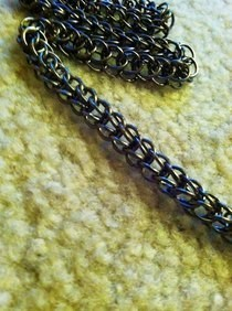Half Persian Chainmaille