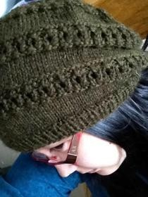 Knitted Hat #2