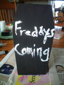 Freddy's Coming