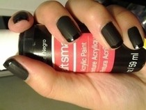 Matte Looking Nails