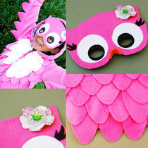 Owl Costume