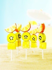 Fruit Kebab Pops