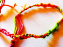 Twists And Braids Friendship Bracelet