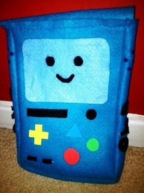 Adventure Time Bmo Bag