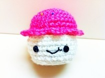 Amigurumi Cupcake