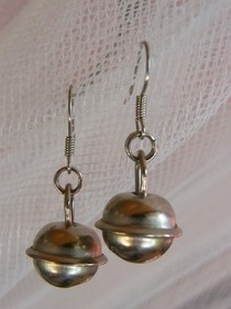 Small Bell Earrings