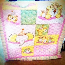 Baby Cot Blanket