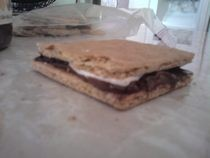 No Cook Indoor Smores