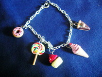 Sweet Thing Charm Bracelet