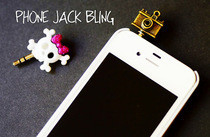Phone Jack Bling