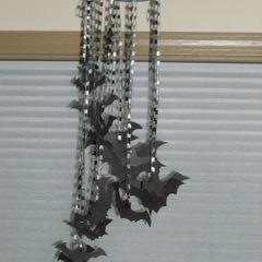 Indoor Decor: Bats.