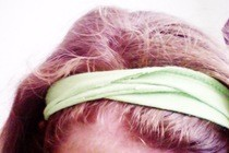 The Easiest Headband Ever