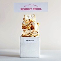 Peanut Salted Caramel Swirl Marshmallows