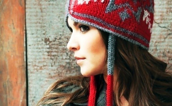 Snowflake Splendor Hat