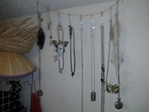 Simple Hangers For Jewerly