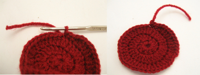 How to make a floral beanie. Double Crochet Beanie Tutorial For Beginners - Step 17