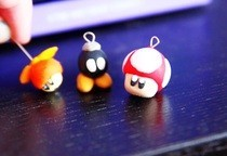 Mario Polymer Clay 