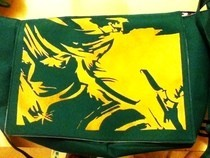 The Legend Of Zelda: Twilight Princess Link Messenger Bag