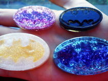 Batman Resin Charms