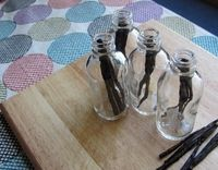 How to make an extract. Homemade Vanilla Extract - Step 5