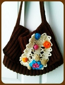 Embellished Tote