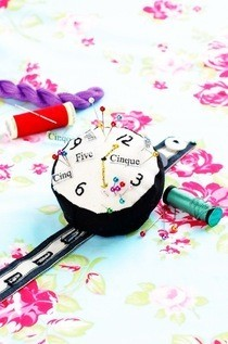 Wristwatch Pincushion