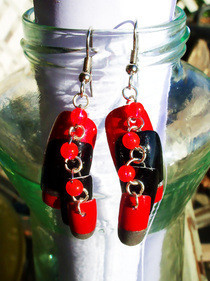 Vampy Earrings