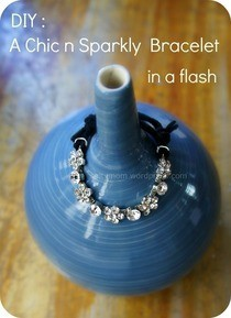 Diy A Chic  Bracelet