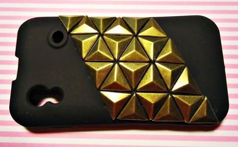 Stud Cell Phone Case