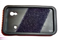 How to make a phone case. Stud Cell Phone Case - Step 7