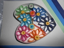 Simple Quilled Cards