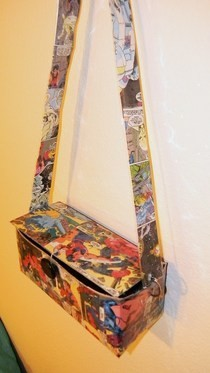 Comic Purse