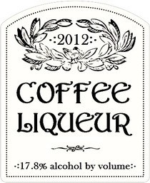 Coffee Liqueur