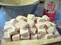 How to make a marshmallow. Homemade Marshmallows - Step 11