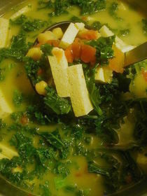 Vegan Curry Veg Soup