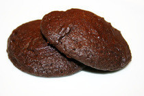Chocolate Hazlenut Cookies