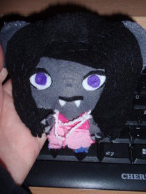 Pet Society Felt Plushie