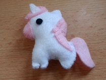Unicorn Plushie