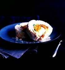 Soft Meringue Roulade