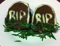 Tombstone Sandwiches