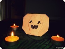 Cute Paper Pumpkins
