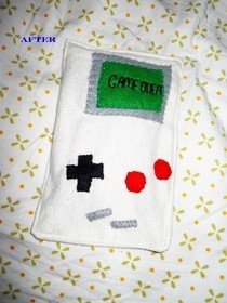 Game Boy Ice Pack