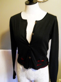 Gothic Cardigan