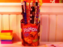Hello Panda Box To Pencil Box
