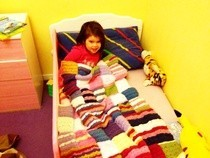 Patchwork Blanket/Throw