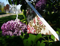 Simple Fabric Bunting